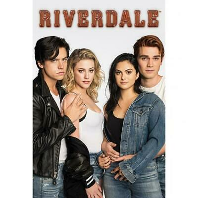 $ CDN27.49 • Buy Riverdale Poster Bughead And Varchie 105 Official Merchandise