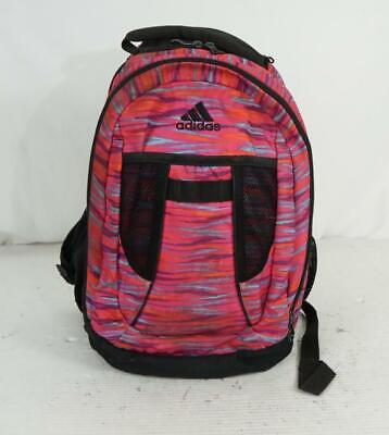 AU25.93 • Buy Adidas Bookbag Backpack Pink Girls