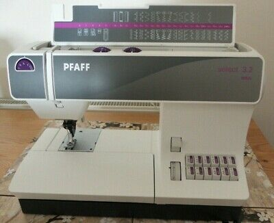 PFAFF 3.2 Model Sewing Machine Bought Brand New 12th August 2020 Duplicate Gift • 549£
