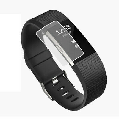 $ CDN7.99 • Buy Full Covered Screen Protector Soft Film For Fitbit Charge 2 3 Lot New
