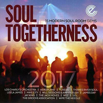 Soul Togetherness 2017, Various Artists, Audio CD, New, FREE & FAST Delivery • 16.33£