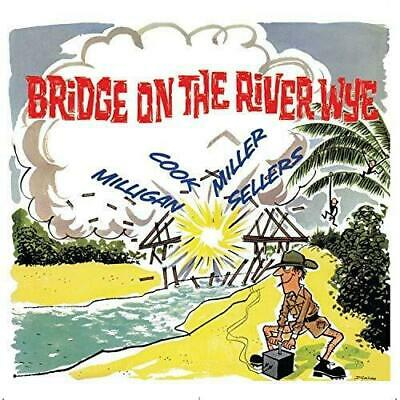 Bridge On The River Wye, Spike Milligan, Audio CD, New, FREE & FAST Delivery • 5.35£