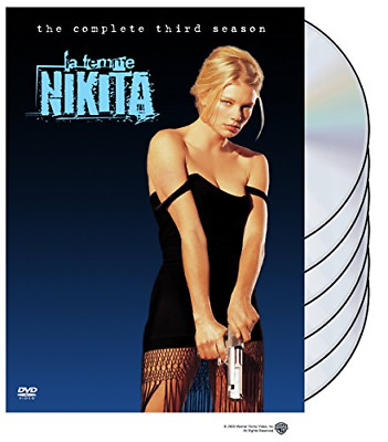 La Femme Nikita: Complete Third Season [DVD] [Region 1] [US Import] [NTSC], Good • 39£