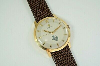 $ CDN3671.19 • Buy Rolex Precision Award Watch Vintage 14k Dates 1970's Very Nice Buy It Now!!