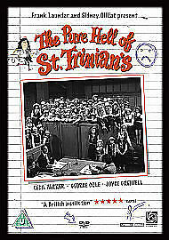 St. Trinians - The Pure Hell Of St. Trinians [DVD] [1960], New, DVD, FREE & FAST • 10.23£
