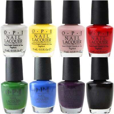 £6.95 • Buy OPI Nail Lacquer Polish 15ml - (Sorted A - L) - 468 Colours