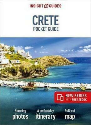 Insight Guides Pocket Crete (Insight Pocket Guides) By Guides, Insight, NEW Book • 6.29£