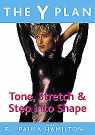 Y Plan Tone, Stretch And Step Into Shape [DVD], New, DVD, FREE & FAST Delivery • 9.27£