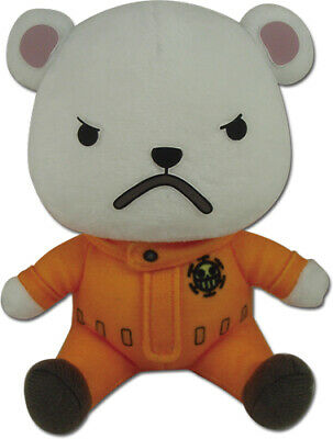 $15.74 • Buy Great Eastern - Anime - One Piece - Bepo Plush, 5-inches