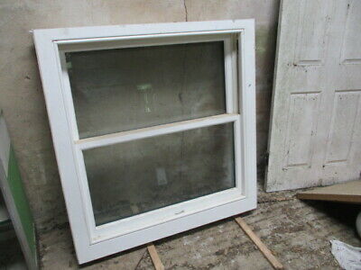 Traditional Sliding Sash Window Hard Wood Double Glazed 1200 Wide X 1245 Mm High • 675£