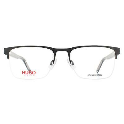 Hugo By Hugo Boss Glasses Frames HG 1076 003 Matte Black • 54£
