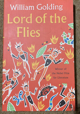 Lord Of The Flies William Golding • 4.99£