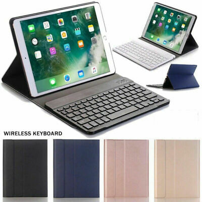 AU42.99 • Buy For IPad Pro 10.5  Inch 2017 Wireless Bluetooth Keyboard With Leather Case Cover
