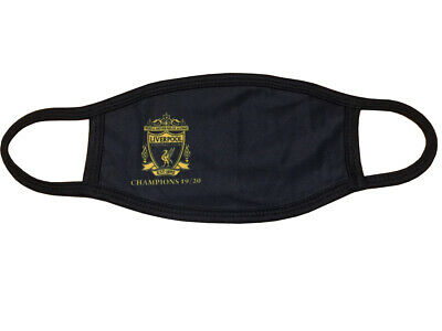 Face Mask Breathable Reusable Adult Mouth Liverpool FC Football Club Palestine  • 3.99£