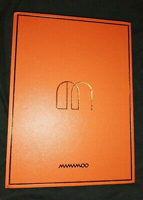 Mamamoo Melting Album Only NO PHOTOCARD Kpop • 10£