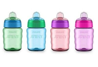 AU15.25 • Buy Philips Avent Easy Sip Spout Cup 260mL - 1 Unit, Colour Will Vary