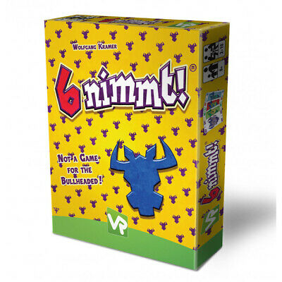 AU22.45 • Buy 6 Nimmt! Card Game