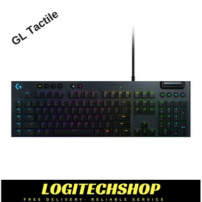 AU235 • Buy Logitech G815 LIGHTSYNC RGB Mechanical Gaming Keyboard - GL Tactile