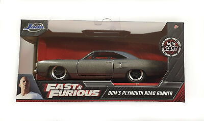 Jada 30746 1/32 Plymouth Road Runner Fast And Furious Tokyo Drift • 15.99£
