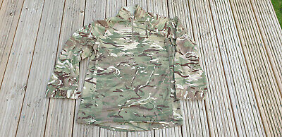 British Army Genuine Issue FULL MTP UBACS Combat Shirt - 190 / 110 - Extra Large • 21.99£