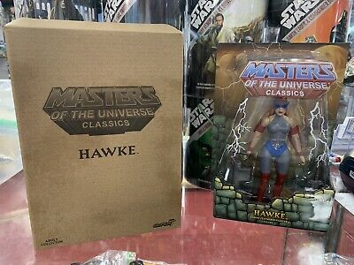 $125 • Buy Masters Of The Universe Classics HAWKE MOTU MOTUC Super7 New Mattel