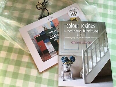 Annie Sloan Chalk Paint - Colour Recipes For Painted Furniture Book  • 8£
