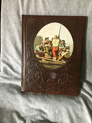 Time Life Books The Old West Series The Rivermen Leatherette Hardcover Book  • 7.12£