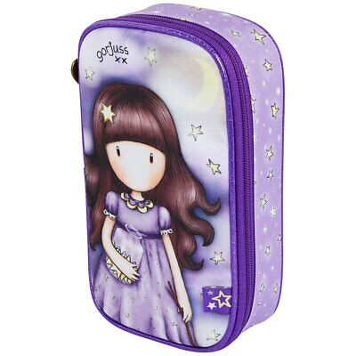 Safta Gorjuss Sparkle & Bloom Fold Out Filled Pencil Case Cases Multicolored • 26.99£