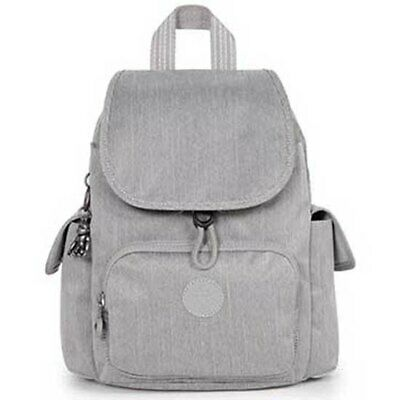 Kipling City Pack Mini Backpacks Suitcases And Bags Grey Unspecified • 62.99£