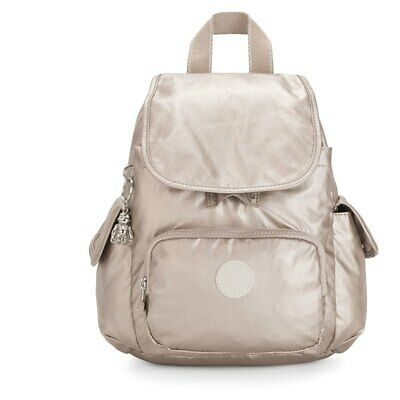 Kipling City Pack Mini Backpacks Suitcases And Bags Silver Unspecified • 66.99£