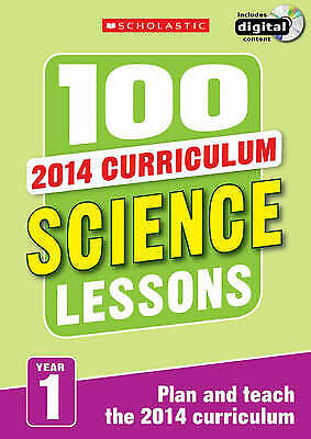 100 Science Lessons: Year 1, Ravenscroft, Gillian • 20.13£