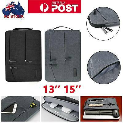 AU15.99 • Buy Laptop Sleeve Carry Case Cover Bag For Macbook Air/Pro HP 11  13  15  Notebook