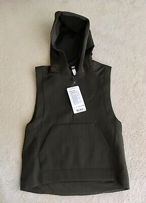 $ CDN85.99 • Buy Lululemon Reform Vest Re-Form Dark Olive 4