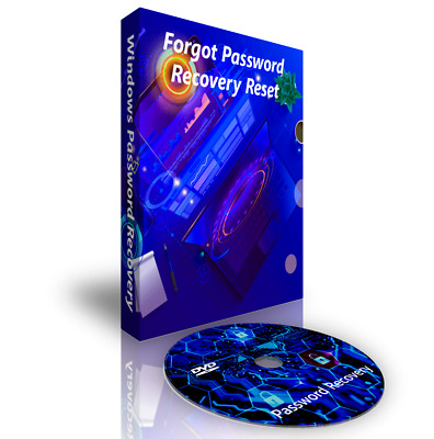 Windows 7 Account Password Recovery Reset Remove Unlock Change Hack Boot DVD • 4.95£