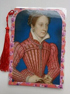 Mary Queen Of Scots Bookmark • 1.10£