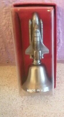 Space Shuttle Minature Bell • 3.99£