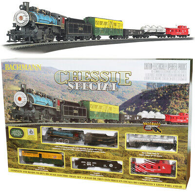 $ CDN207.60 • Buy Bachmann 00750 Chessie Special  Electric Train Set HO Scale