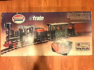 $ CDN263.57 • Buy Model Power O Scale 2 Rail 3808 Faller E Train Set Germany Ob