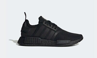 AU150 • Buy Adidas NMD R1 Shoes Black - Men Size US 7.5 Brand New - Authentic- Free Delivery