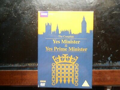 Yes Minister And Yes Prime Minister  - The Complete Box Set • 9.99£