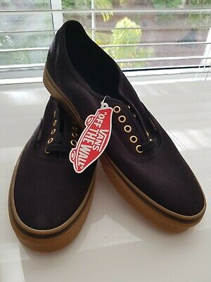 AU24.50 • Buy Vans Authentic Black Size Us 12 New With Tag