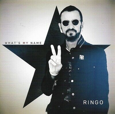 £5.99 • Buy Ringo Starr: What's My Name - As New CD (2019)