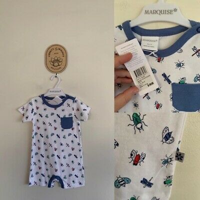 AU17 • Buy Sz 0 Marquise Insects Romper