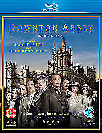 Downton Abbey - Series 1 - Complete (Blu-ray, 2010) NEW AND SEALED • 1.99£