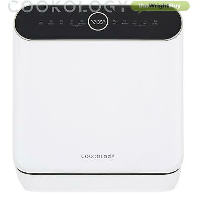 View Details Cookology CMDW3WH Mini Plus Table Top Dishwasher, 3 Places In White • 229.99£