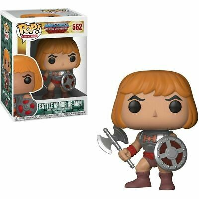 $19.99 • Buy FUNKO POP! BATTLE ARMOR HE-MAN MASTERS OF THE UNIVERSE  Vinyl Figure 562