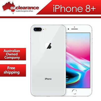 AU479 • Buy USED | Apple IPhone 8 Plus | Silver | 64GB | Cosmetic Damage: Frame Is Bent
