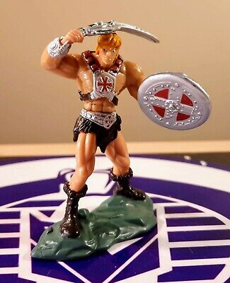 $6.99 • Buy Masters Of The Universe He-man Action Figure 2002 Mattel 3