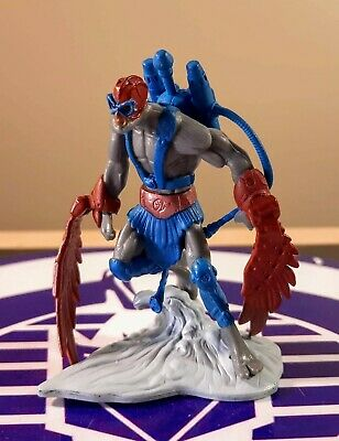 $5.99 • Buy Masters Of The Universe Stratos Action Figure 2002 Mattel He-man 3
