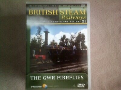 British Steam Railways #21 The Gwr Fireflies*dvd*documentary*trains* • 2.98£
